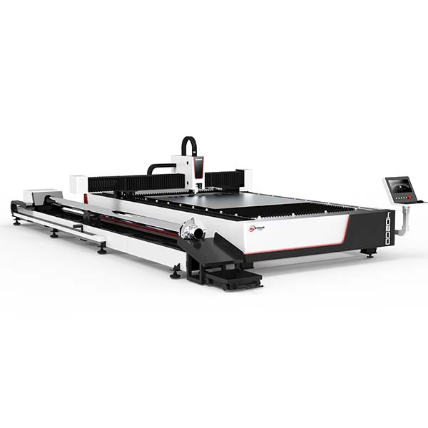 Tube and Sheet fiber laser cutting machine
