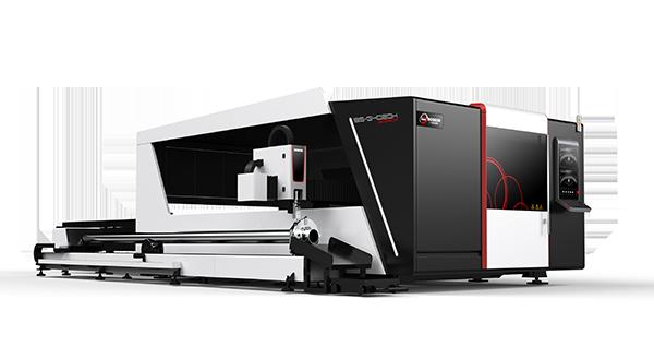 Full Covered Fiber Laser Cutting Machine
