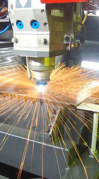 Fiber Laser Cutting Machine Head