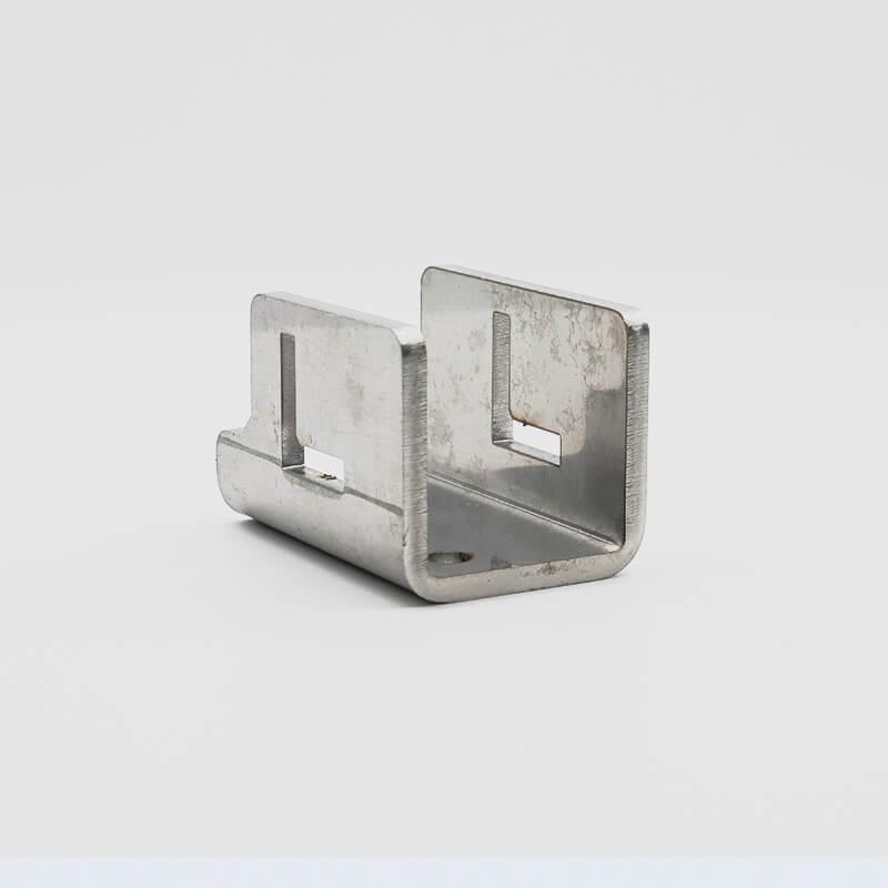 Bending product samples