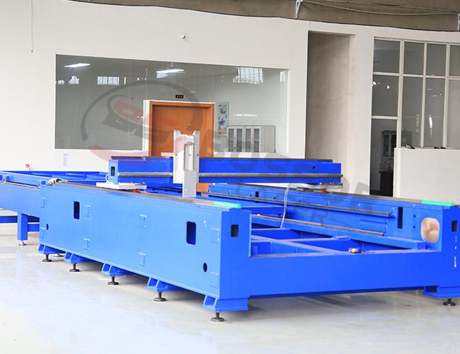 CNC Fiber Laser Cutter Machine Body